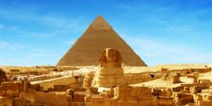 Die Pyramiden von Gizeh (Bild: Daniel Fleck - Fotolia)