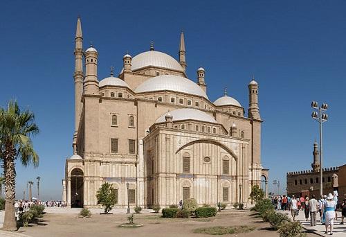 Mohammed-Ali-Moschee auf der Zitadelle