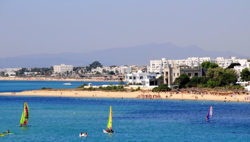 Badeurlaub in Tunesien