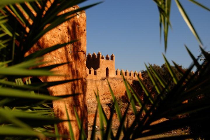 Festung in Rabat