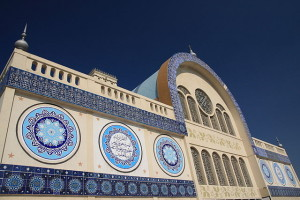 Blue Souk in Sharjah