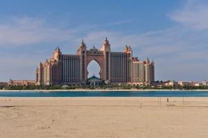 Hotel Atlantis in Dubai