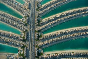 Palm Islands in Dubai