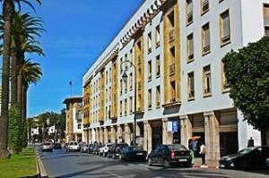 Neustadt von Rabat