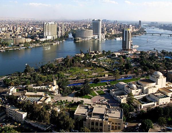 El-Gezira in Kairo